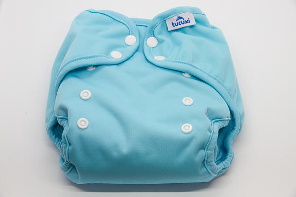 Cobertor Blau bolquer de tela